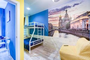 August Apart-Hotel, Aparthotels  Sankt Petersburg - big - 26
