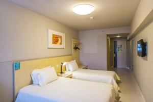 Jinjiang Inn Style Harbin Songhuajiang Side Daxing Street, Hotels  Harbin - big - 38