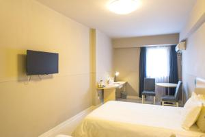 Jinjiang Inn Style Harbin Songhuajiang Side Daxing Street, Hotels  Harbin - big - 27