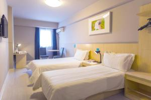 Jinjiang Inn Style Harbin Songhuajiang Side Daxing Street, Hotels  Harbin - big - 5