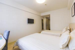 Jinjiang Inn Style Harbin Songhuajiang Side Daxing Street, Hotels  Harbin - big - 11