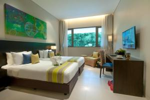 Thanyapura Health & Sports Resort, Hotels  Thalang - big - 22