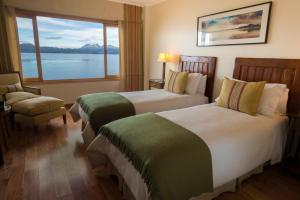 Premium Double or Twin Room (Beagle Channel View)