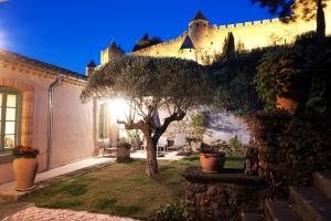 Sous les courtines, Holiday homes  Carcassonne - big - 15