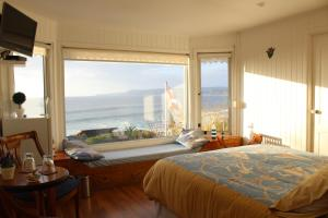 Lezaeta Bed and Breakfast, Bed & Breakfast  Algarrobo - big - 8