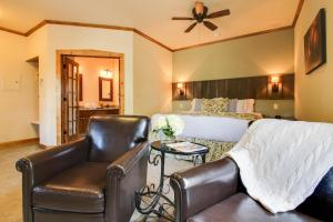 Wine Country Cottages on Main: Wine Thief, Holiday homes  Fredericksburg - big - 10