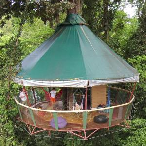 Nature Observatorio Treehouse Tours Manzanillo, Puerto Manzanillo