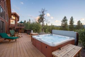 Blue Sky Mountain Ranch, Case vacanze  Black Hawk - big - 37