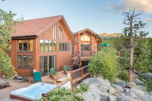Blue Sky Mountain Ranch, Case vacanze  Black Hawk - big - 36