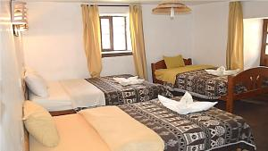 Double Room with Two Twin Beds