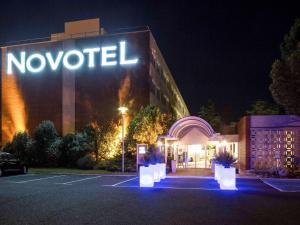 Novotel Toulouse Purpan Aéroport, Hotels  Toulouse - big - 57