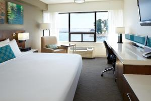 Deluxe King Room with Water View