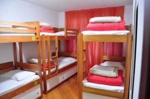 Bed in 8-Bed Female Dormitory Room En-Suite