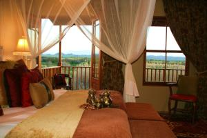 Luxury Double or Twin Room with Mountain View