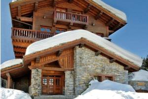 Chalet Saint Christophe Courchevel