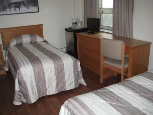 Triple Room with Double bed and Single Bed