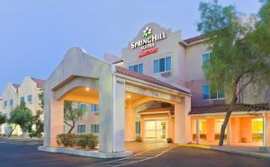SpringHill Suites Phoenix North, Hotely  Phoenix - big - 14