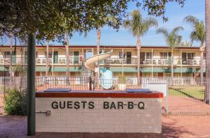 Motel Riverina, Motel  Leeton - big - 24