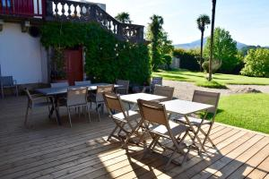 Erlande Baïta, Bed & Breakfasts  Urrugne - big - 10