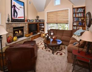 Vermont Road Chalet, Holiday homes  Vail - big - 23