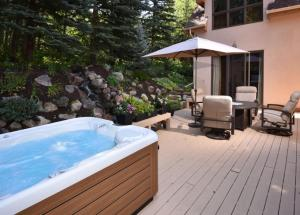 Vermont Road Chalet, Holiday homes  Vail - big - 7