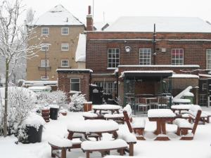 The Victoria in Ware, Hertfordshire, England