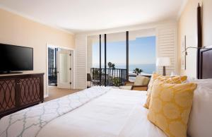 King Suite with Balcony and View