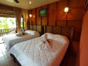Standard Bungalow | 2 Double Bed