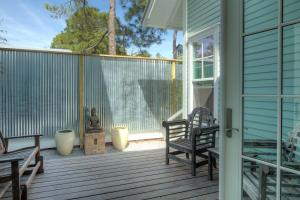 Transcendence by the Sea, Дома для отпуска  Seagrove Beach - big - 38