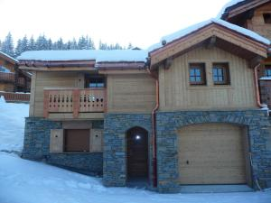 Chalet Carlina - La Tania - Exterior - Winter