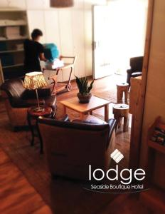 Lodge Seaside Boutique Hotel, Hotels  Heiligendamm - big - 46