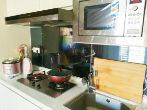 Suzhou Taihu Shi Golf Hotel Apartment, Apartmány  Suzhou - big - 12
