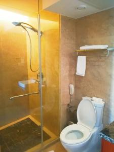 Suzhou Taihu Shi Golf Hotel Apartment, Apartmány  Suzhou - big - 13