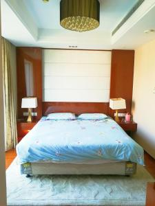Suzhou Taihu Shi Golf Hotel Apartment, Apartmány  Suzhou - big - 16