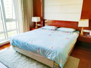Suzhou Taihu Shi Golf Hotel Apartment, Apartmány  Suzhou - big - 1