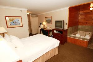 Queen Suite with Jacuzzi - Non-Smoking