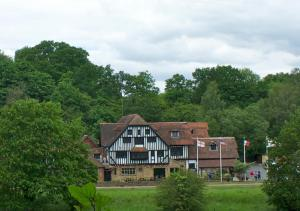 The Grasshopper Inn in Westerham, Kent, England