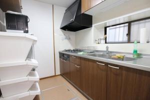 Awesome House in Megura JA3, Apartmány  Tokio - big - 8