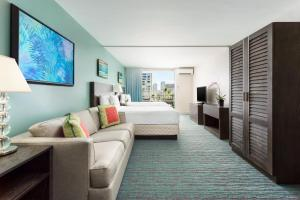 Junior Suite with Sofa Bed and  Balcony