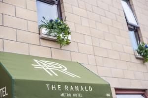 The Ranald Hotel in Oban, Argyll & Bute, Scotland