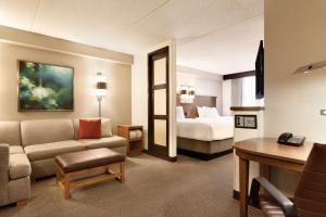 Hyatt Place Chantilly Dulles Airport South, Отели  Шантилли - big - 30