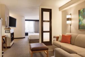 Hyatt Place Chantilly Dulles Airport South, Отели  Шантилли - big - 21
