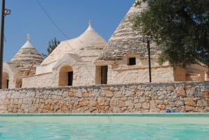 Hôtel proche : Trulli & Grotte Exclusive House Resort