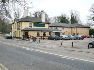 The Railway Hotel in Sawbridgeworth, Hertfordshire, England