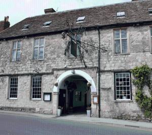 Old Ship Inn in Mere, Wiltshire, England