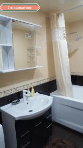 Apartment Tagiyeva 35, Apartmány  Derbent - big - 9