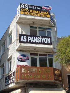 As Pansiyon, Priváty  Canakkale - big - 23