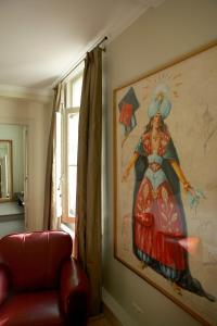B&B Vaudeville, Bed and Breakfasts  Brusel - big - 17