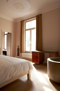 B&B Vaudeville, Bed and Breakfasts  Brusel - big - 14