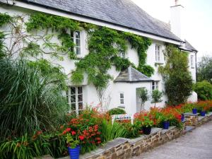 East Trenean Farm in West Looe, Cornwall, England